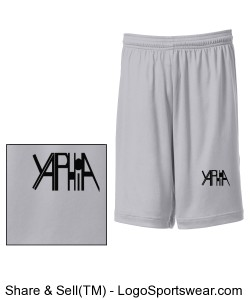 Yaphia Sport-Tek - Youth Competitor Short Design Zoom