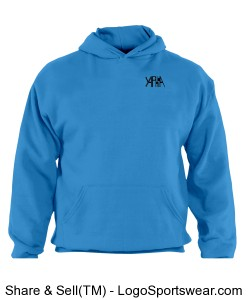 Yaphia Adult Russell  Dri POWER Pullover Hooded Sweatshirt Design Zoom