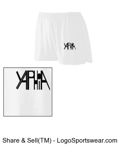 Yaphia Girls Trim Fit Jersey Short Design Zoom
