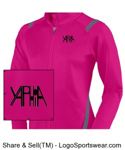 Yaphia Freedom Jacket Girls Design Zoom